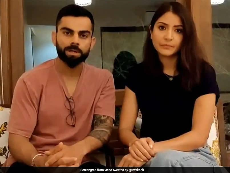 Virat Kohli And Anushka Sharma Appeal To Paparazzi To Not Click Their Daughters Picture