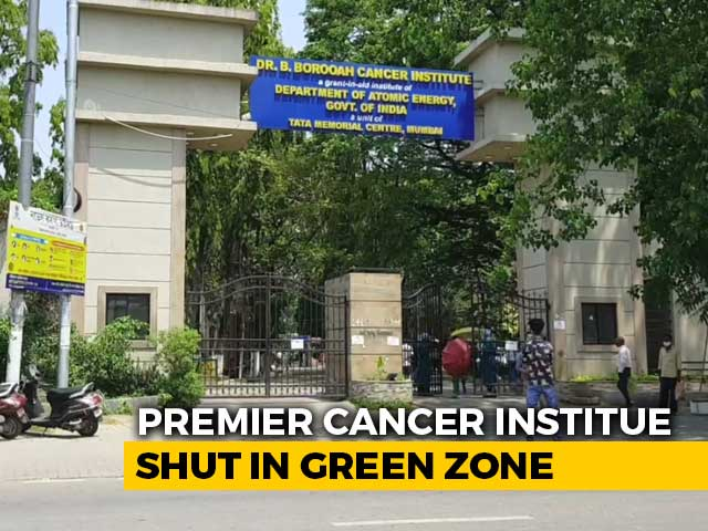 Guwahati Medical College Shut For Testing After Doctor Tests Covid