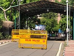 Nearly 1,000 CRPF Staff On Work-From-Home After Headquarters Sealed