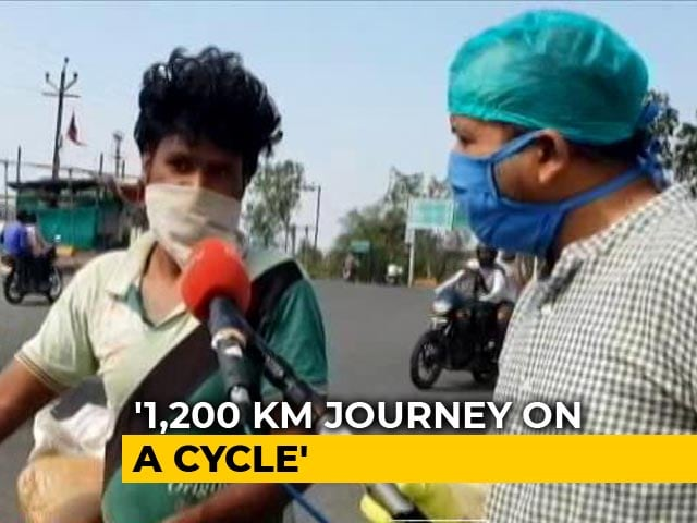 Video: India's Biggest Migration, Home