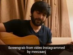 मीजान जाफरी ने गाया 'भीगी भीगी रातों में' सॉन्ग, तो अमिताभ बच्चन की नातिन नव्या ने किया ये कमेंट... देखें Video