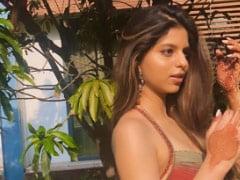 सुहाना खान के ट्रेडिशनल लुक ने बटोरी सुर्खियां, हाथों में मेहंदी लगाए इस अंदाज में नजर आईं शाहरुख खान की बेटी