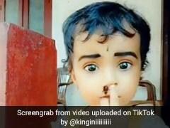 TikTok वीडियो बना रही थी मां, तभी बेटी के नाक में घुस गया कॉकरोच और फिर... देखें Viral Video