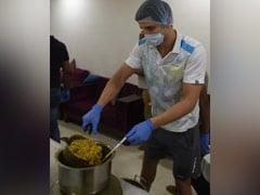 """""""Indian Hero"""": Moldovan Tennis Player Dmitrii Baskov Feeds Poor In Lockdown"""