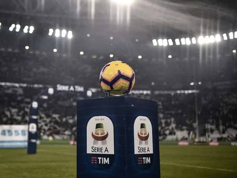 Serie A To Resume On June 20, Says Italys Sports Minister