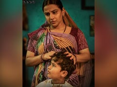<i>Natkhat</i>: Vidya Balan Unveils The First Look Of Her First Ever Short Film
