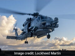 India Signs Navy Chopper Deal With US, Weapons Still Being Negotiated
