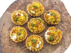 Watch: How To Make Street-Style Aloo Lachha Tokri Chaat At Home To Satiate Your Craving For Chaat