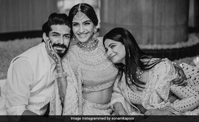 Sonam Kapoor, Missing Her 'Brats' Rhea And Harshvardhan, Shares A Memory