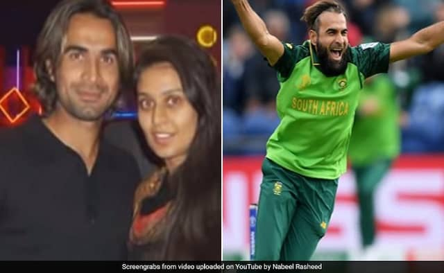 Imran Tahir Love Story, shifted south africa for his love