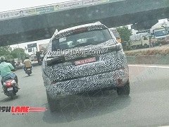2020 Tata Gravitas SUV Spotted Testing During Lockdown