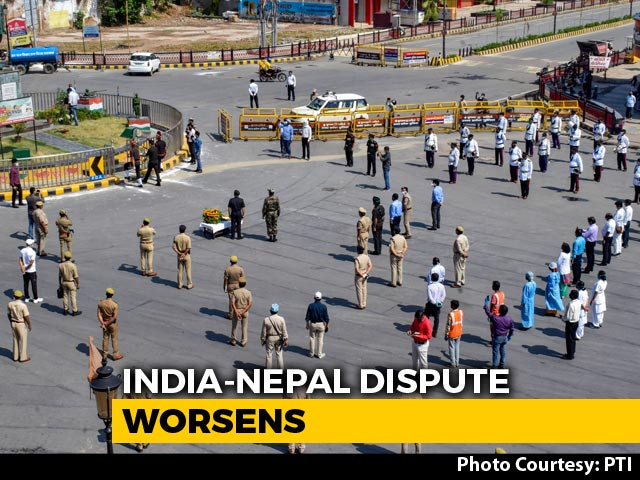 Video : Won't Accept Nepal's Artificial Enlargement Of Territorial Claims: India