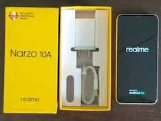 Realme Narzo 10A Unboxing: Sub- Rs. 10,000 Gaming Powerhouse?
