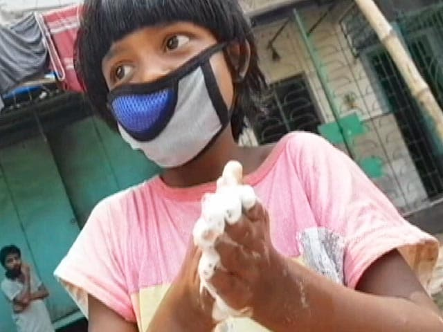 Video: Street Children Fight Coronavirus Pandemic With Handwashing
