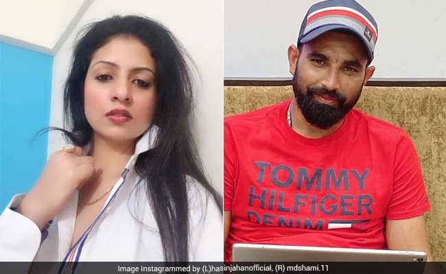 Hasin Jahan Share Bold photo with Mohammaed Shami and trolls him