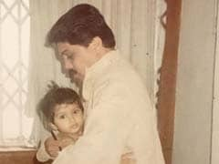 """You Knew Life Was Short"": Bhumi Pednekar's Bittersweet Throwback Pics With Her Dad"