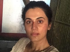 "Taapsee Pannu ""Scares The Sh*t Out Of"" Her Mom With This Trick. Only If She Knew This As A Kid"