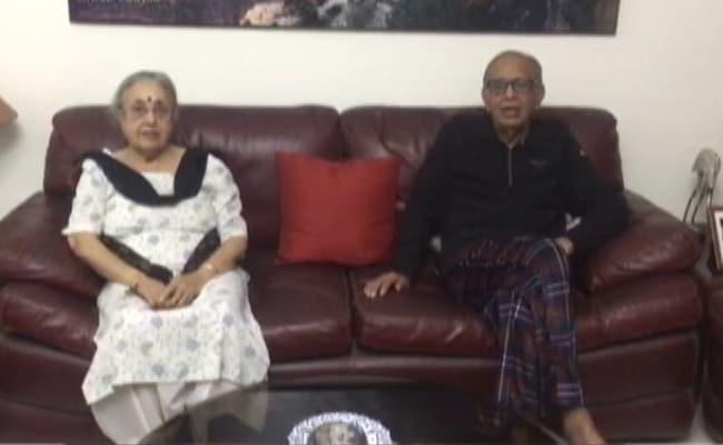 Das System zur Unterstützung der Körperformen der Bewohner von Süd-Delhi für Senioren inmitten von Sperren