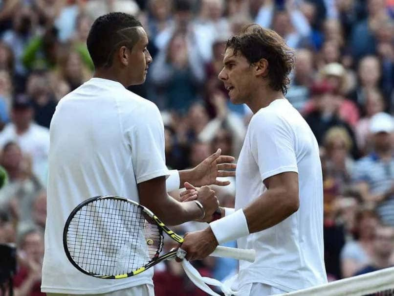 """Lets Do Instagram Live"": Nick Kyrgios To Bitter Rival Rafael Nadal"