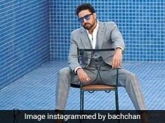 अभिषेक बच्चन ने कोरोनावायरस से जंग के बीच शेयर किया धमाकेदार रैप सॉन्ग, देखें वायरल Video