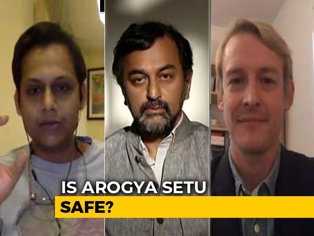 Video : Government's Aarogya Setu App: Bodyguard Or Detective?