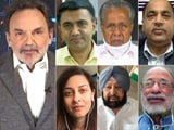 Video : Watch: Prannoy Roy's Townhall With Amarinder Singh, Pinarayi Vijayan