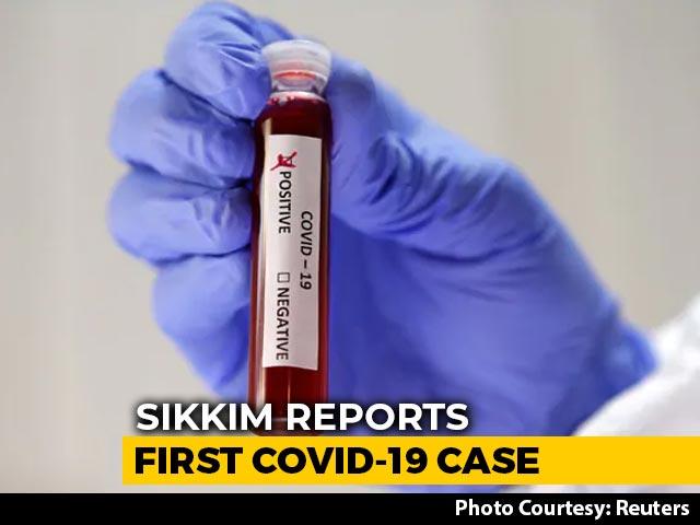 Video : Sikkim Reports First Case Of Coronavirus