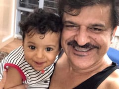 Rajesh Khattar's Son, Born Last Year, Makes Instagram Debut With Adorable Pics