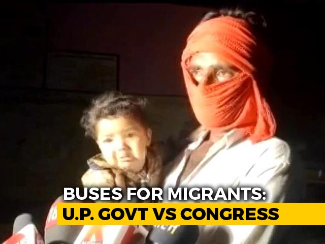 Video: Crying Baby, Mother Dead In UP Highway Accident, Shows Migrants' Tragedy