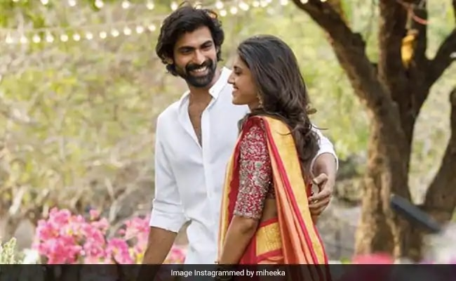 'I Found The Strangest Time To Get Married,' Says Rana Daggubati After Getting Engaged To Miheeka Bajaj