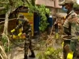 Video : Army Helps In Kolkata But Protests Smoulder In Cyclone-Battered Bengal