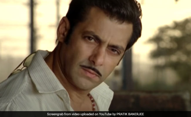 Salman Khan's Dabangg Is Being Turned Into An Animated Series