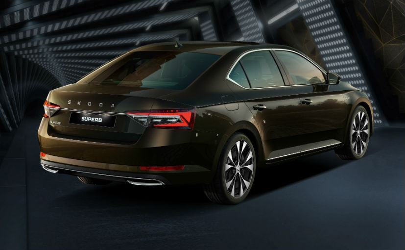 2020 Skoda Superb Facelift Launched In India; Prices Start ...