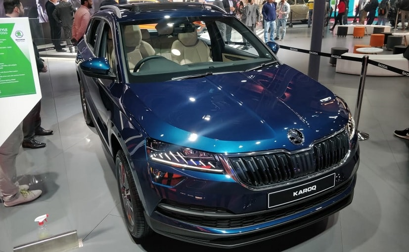 2020 Skoda Karoq Launched In India, Priced At Rs. 24.99 Lakh