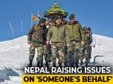 Video : Nepal A Proxy Protester, Warns Army Chief, Hinting At China
