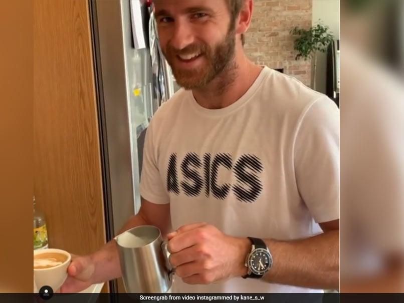 """Not As Elegant As You Backfoot Punch"": Virat Kohlis Remark On Kane Williamsons Latte Art"