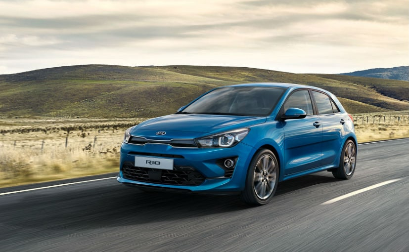 The 2021 Kia Rio facelift comes with a 7-year, 150,000 km warranty in Europe