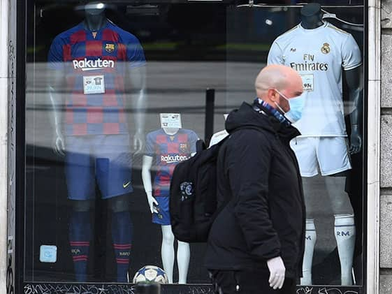 Coronavirus: Spanish La Liga Confirm Season Will Resume On June 11