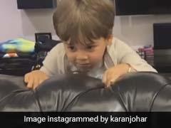 करण जौहर ने बच्चों से पूछा 'मैं कौन हूं', बेटे ने जवाब दिया 'मंकी'- 12 लाख से ज्यादा बार देखा गया Video
