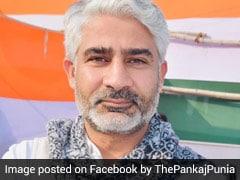Haryana Congress Leader Arrested Over Tweet On UP Bus Row