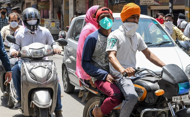 'Red' Heatwave Alert For Most North Indian States, May Touch 48 Degrees
