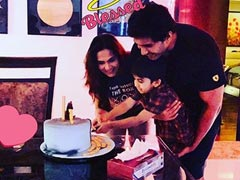 How Soundarya Rajinikanth Made Son Ved's 5th Birthday Special