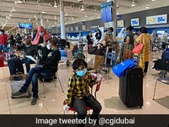 Second Flight Carrying 177 Indians From Dubai Lands In Kerala