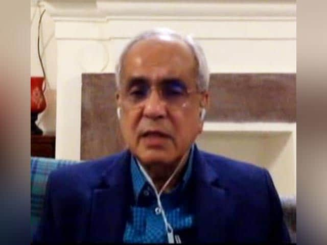 Video : NITI Aayog's Rajiv Kumar Talks About 4 Main Takeaways From Nirmala Sitharaman's Briefing