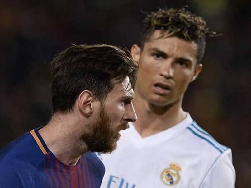 Ever Seen Lionel Messi And Cristiano Ronaldo Team Up? This Fan Just Made It Happen. Watch
