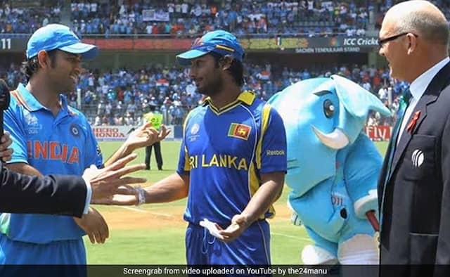 Kumar Sangakkara opens up about the reason behind second toss in 2011 World Cup final