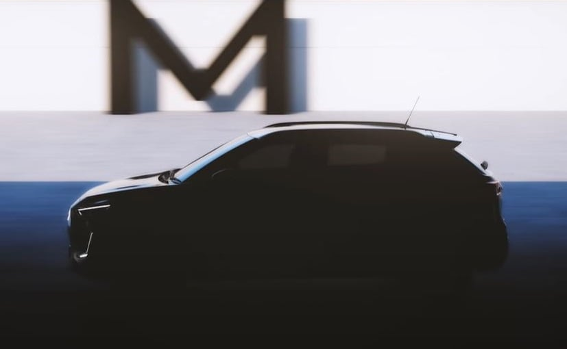 Nissan India had previously teased all-new sub-compact SUV on its official website