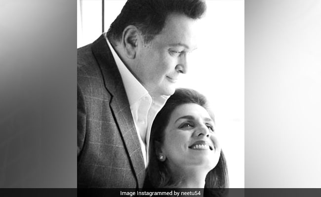Rishi Kapoor's Wife Neetu Writes Of 'Immense Gratitude For Past Few Months'