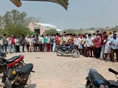 Watch: Long Queues Outside Liquor Shops In Andhra Despite 25% Price Hike