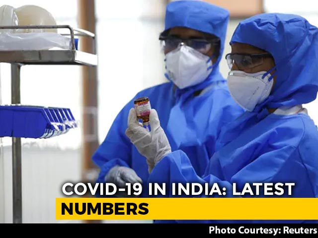 Video : Over 5,000 Coronavirus Cases In India In 24 Hours, Biggest 1-Day Spike